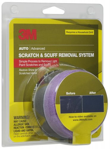 3M 39071 Scratch Removal System- Owing car scratch removers