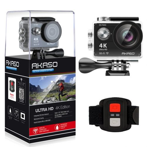 AKASO EK7000 - GoPro alternative