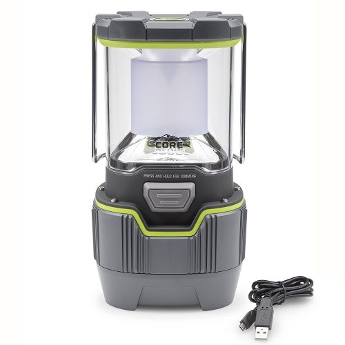 CORE 1000 Lumen CREE Camping Lantern - LED Chargeable Lanterns
