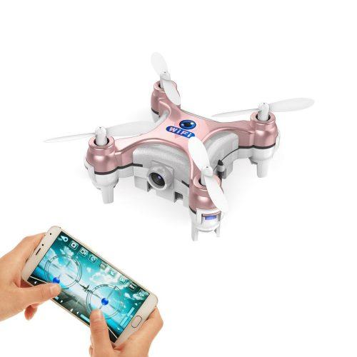 Cheerson CX-10W 4CH 6-Axis Nano RC Quadcopter - smart nano drones