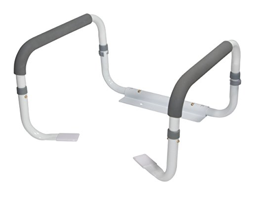Drive Medical Toilet Safety Rail - toilet safety frames & rails