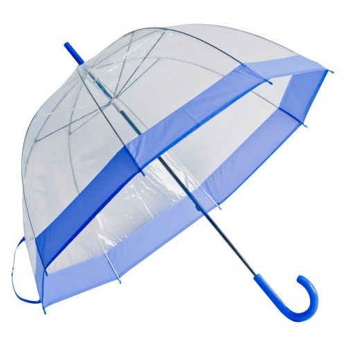 Elite Rain Umbrella Clear Classic Bubble Umbrella