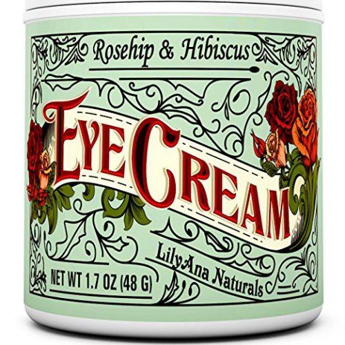 Eye Cream Moisturizer (1oz) 94% Natural Anti Aging Skin Care - Eye Creams For Women