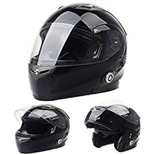 FreedConn Motorcycle Helmet - Motorcycle Helmets for Women
