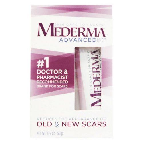 Mederma Advanced Scar Gel 50 g - Scar Gels