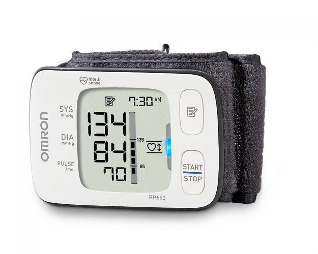 Omron 7-Series Wrist Monitor