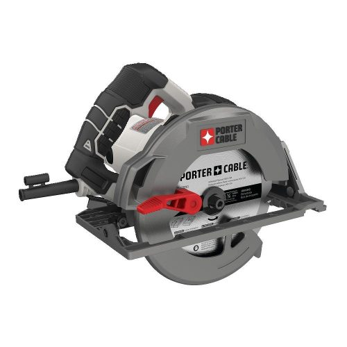 """PORTER-CABLE PCE310 15 Amps 7-1/4"""" Heavy Duty Magnesium Shoe Circular Saw - circular saw"""