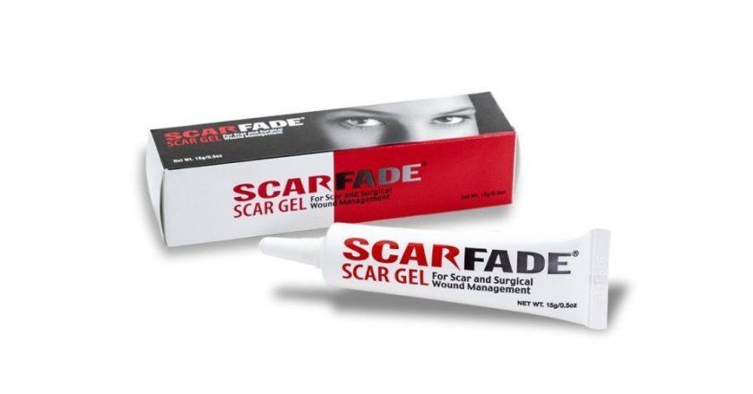 Scarfade Silicone Gel for Scar Repair - 15g - Scar Gels