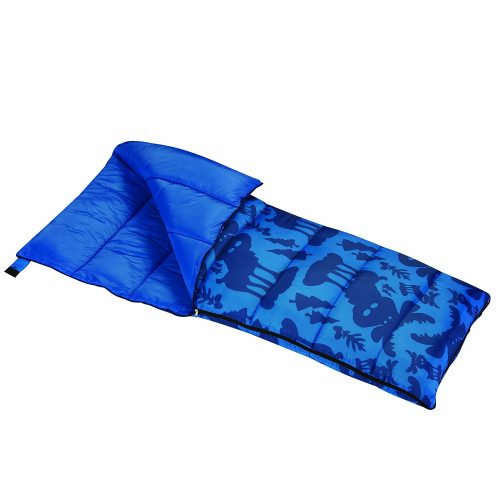 Wenzel Moose Boys Sleeping Bag - sleeping bags for kids