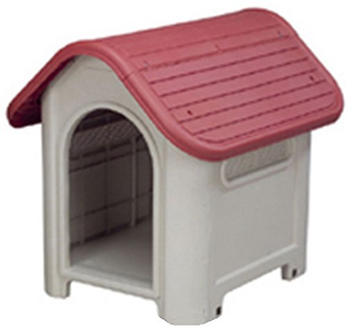 Indoor Outdoor Dog House Small to Medium Pet All Weather Doghouse Puppy Shelter