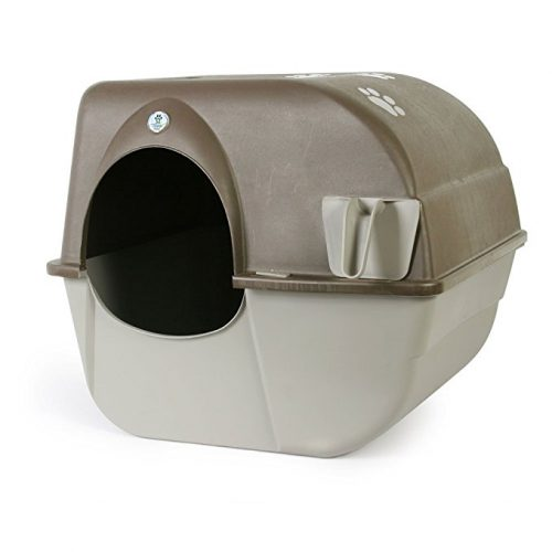 Omega Paw Self-Cleaning Litter Box - Cat Self-Cleaning Litter Boxes