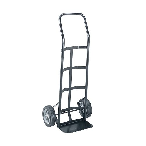 Safco Products 4069 Tuff Truck Continuous Handle Utility Hand Truck, Black