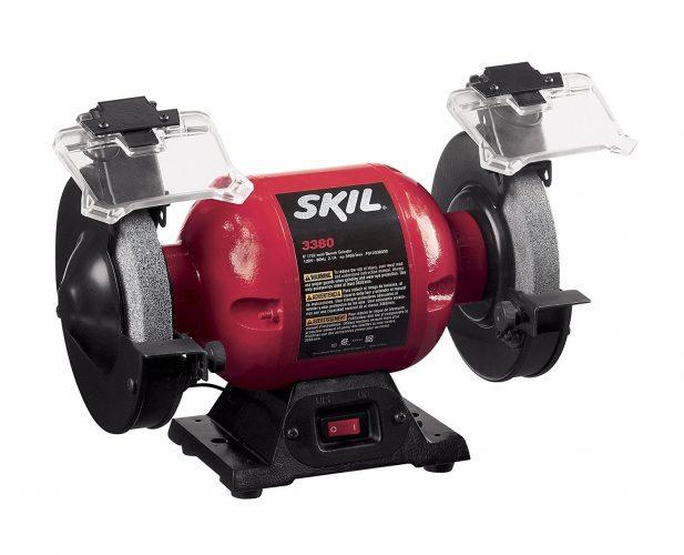 SKIL 3380-01 6-Inch Bench Grinder