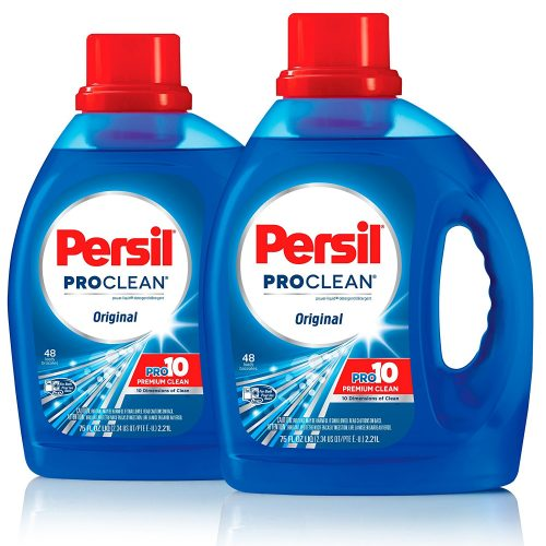 Persil ProClean Power Liquid Laundry Detergent [Pack of 2]