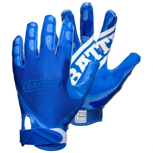 Battle Double Threat Adult Football Gloves