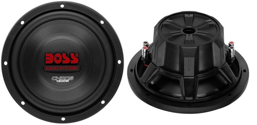 "BOSS Audio 2 Boss CH10DVC 10"" 3000W Car Subwoofers - Subwoofers"