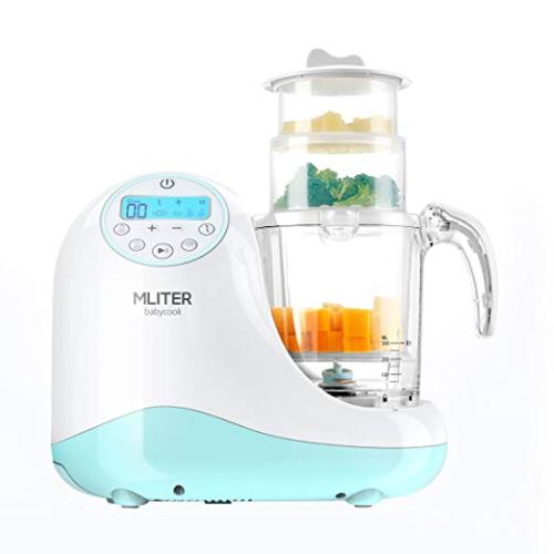 MLITER All in One Baby Food Maker - Baby Food Makers