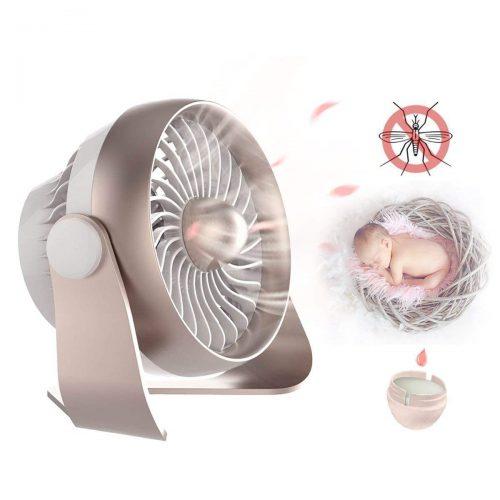 Portable Desk Fan, Portable USB & Rechargeable Battery - portable desk fans