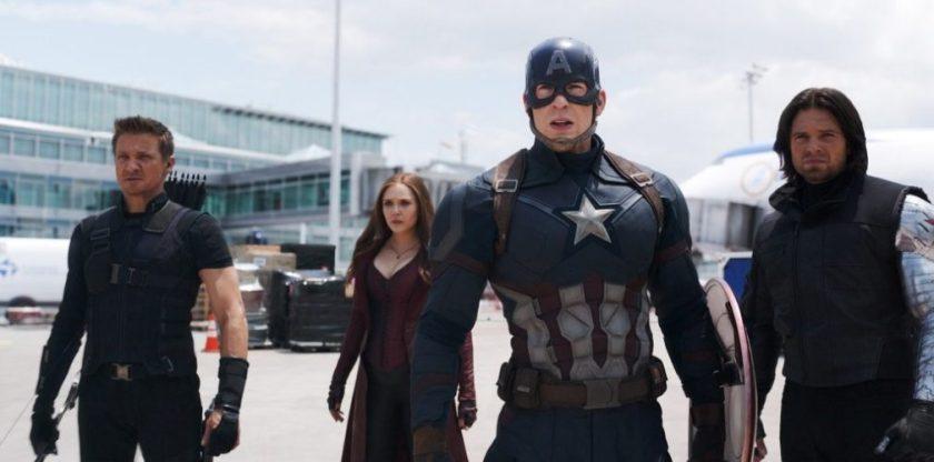 Civil War Cosplay Costume Steven for Adult