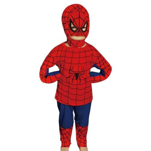 Dressy Daisy Boys' Halloween Spiderman Superhero - Spiderman Costume for Kids