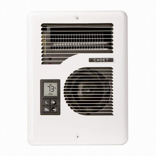Cadet CEC163TW Energy Plus Wall Heater - wall mounted electric heaters
