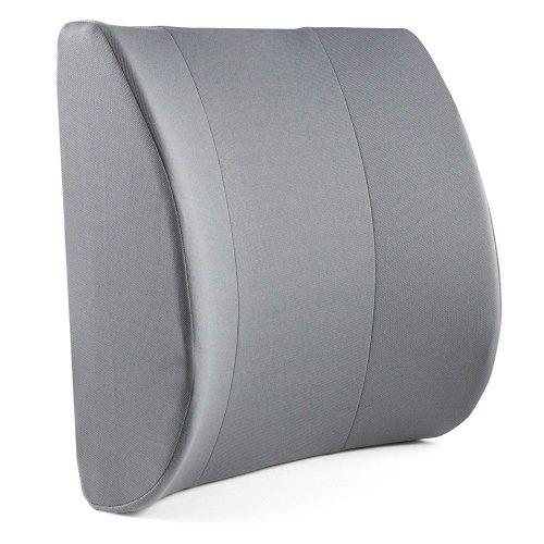 DMI Relax-A-Bac, Lumbar Cushion, Lower Back Support Pillow With Wooden Lumbar - Lumbar support pillows