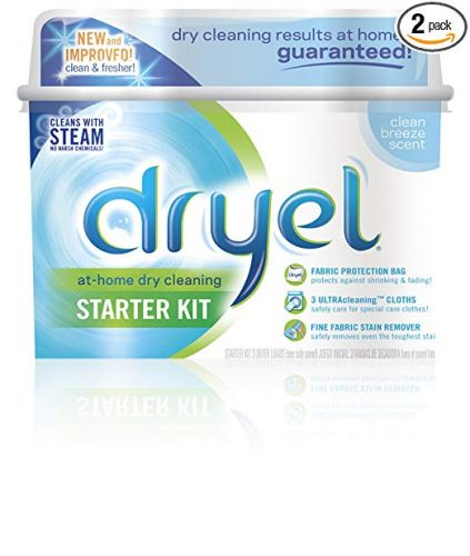 Dryel Clean Breeze Starter Kit - Home Dry Cleaning Starter Kit