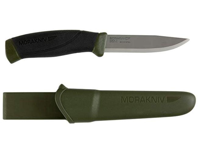 Morakniv Companion Outdoor Knife - Bushcraft Knives