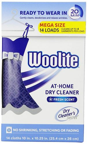 Woolite Dry Cleaner's Secret At Home Dry Cleaning - Home Dry Cleaning Starter Kit
