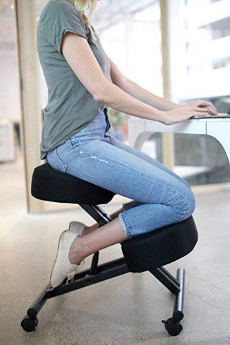SLEEKFORM Ergonomic Kneeling Chair - Ergonomic Kneeling Chairs