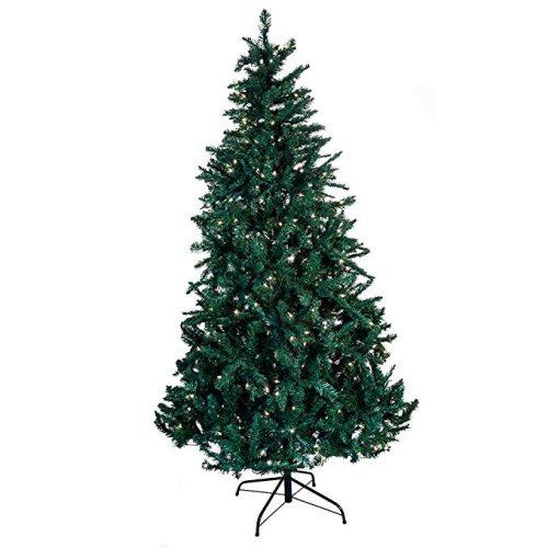 Kurt Adler Pre-Lit Point Pine Christmas tree - Artificial Christmas Trees