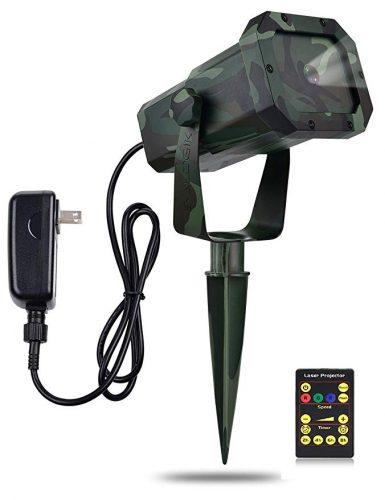 Premium Outdoor Waterproof Laser Projector Light - Outdoor Laser Light for Christmas