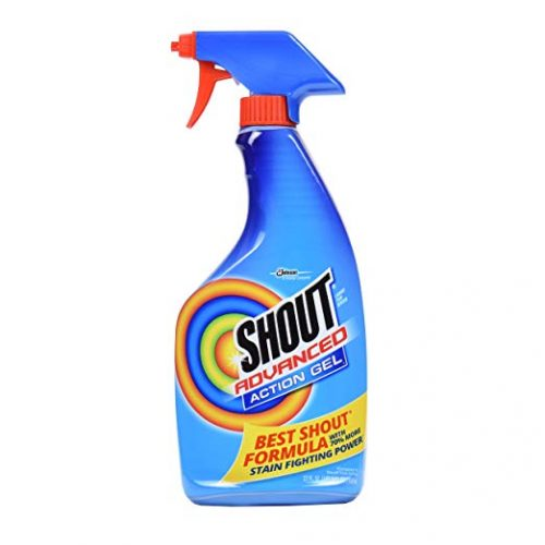 Shout Advanced Stain Remover Gel 22 oz - Laundry Stain Removers