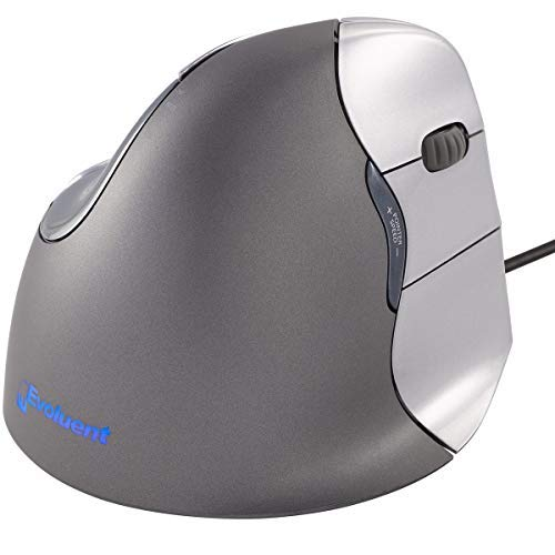 Evoluent VM4R Vertical Mouse - Vertical Mouses