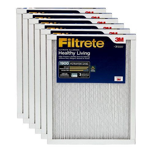 Filtrete MPR Healthy Living Ultimate Allergen Reduction AC Furnace Air Filter - AC Filters