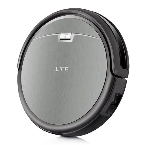 ILIFE FBA_ILIFEA4S01 A4s Robot Vacuum Cleaner, Grey