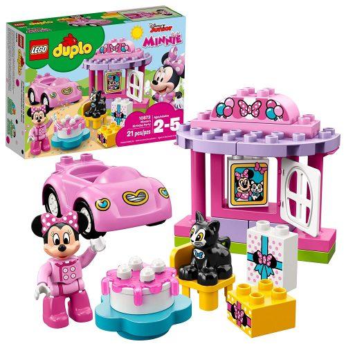 LEGO DUPLO Minnie's Birthday Party 10873 Building Blocks (21 Piece)