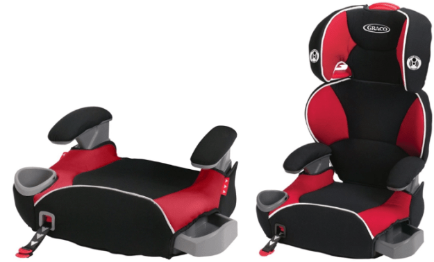 Graco Affix Youth Booster Seat with Latch System Review