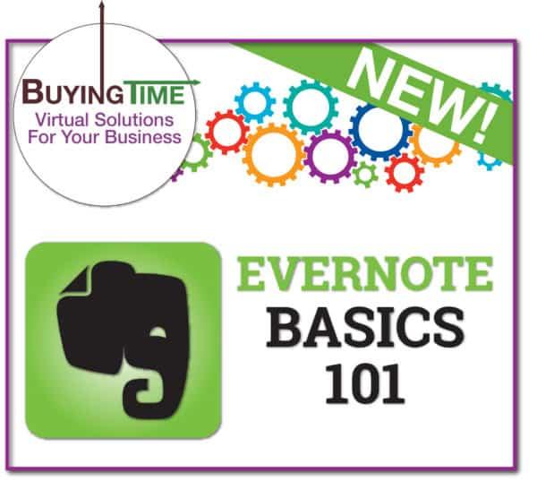 Evernote Basics Course