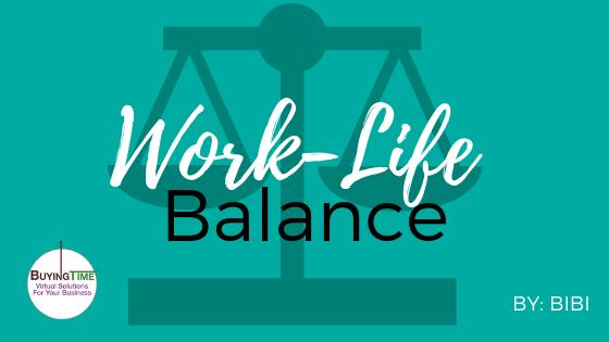 Work-Life Balance?