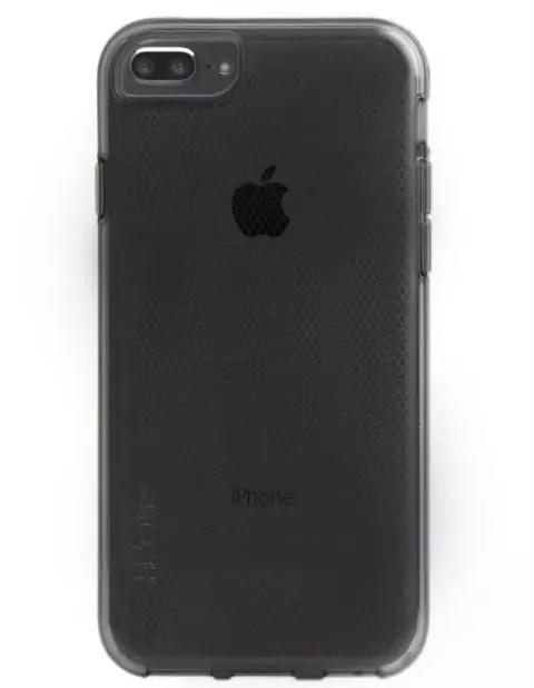 skech Matrix - כיסוי אפור שקוף לאייפון 6/7/8 Plus