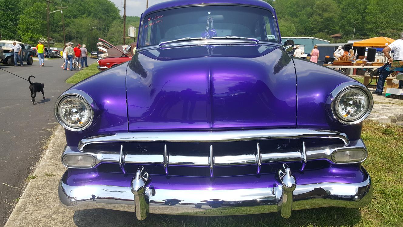 1954 Chevrolet Bel Air Buy It Back Classic Cars