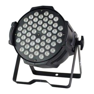 TX Metal 54 LED Par Light Support DMX 512