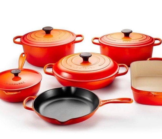 BIO BIFL: Cookware in the kitchen