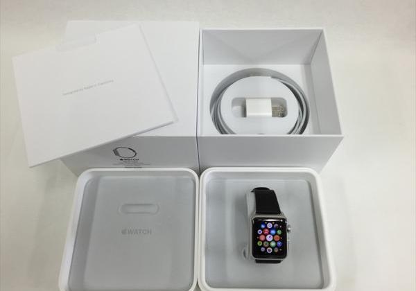 Apple Watch 38mm 買取実績