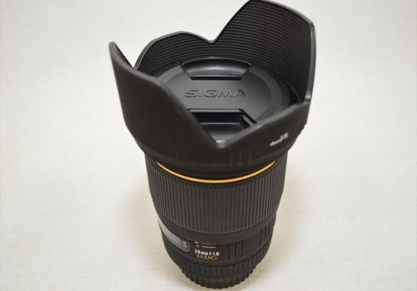 SIGMA 28mm F1.8 EX DG ASPHERICAL MACRO 買取実績