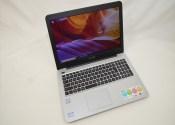 美品 ASUS VivoBook X556UA X556UA-7500[ダークブルー] (2016年製) を買…