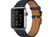 新品未開封 Apple Watch Hermes(エルメス) Series 3 GPS+Cellularモデル…