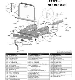 expanded mx series parts list [ 2550 x 3300 Pixel ]