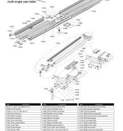 expanded protrax parts list [ 2550 x 3300 Pixel ]